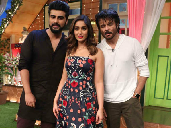 Mubarakan Cast Promote Their Film On The Kapil Sharma Show!