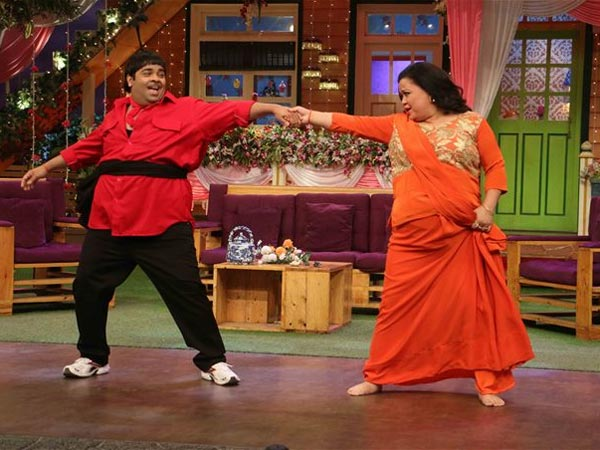 Kiku & Bharti's Performance
