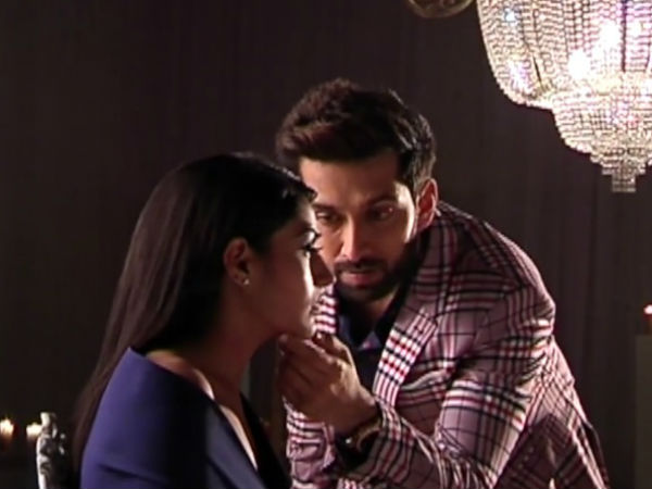 Anika & Shivaay Go On A Candle Light Dinner