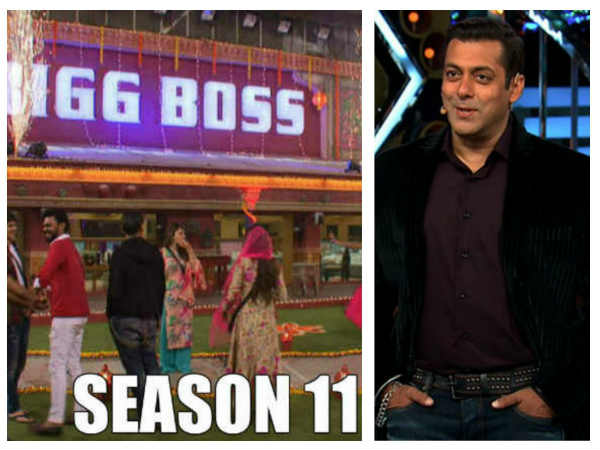 Bigg Boss 11 Will Have A New Theme