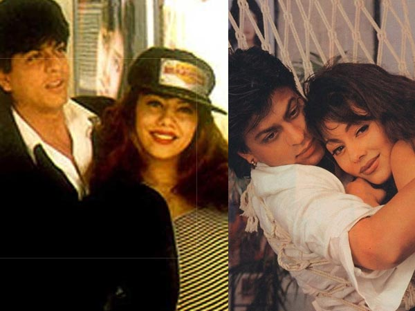SRK On Gauri: She Looks Like Mother Mary ""