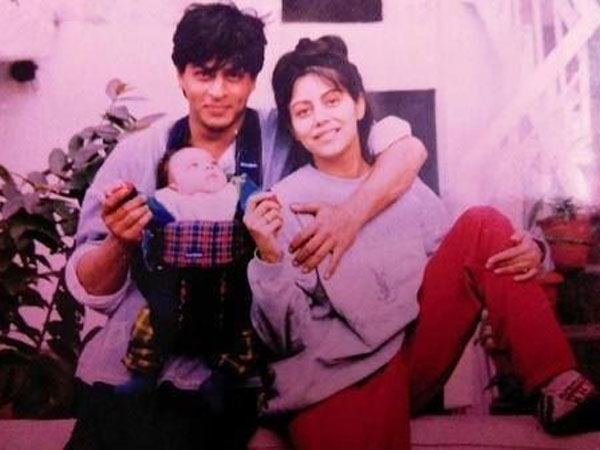 Here's What SRK Wanted To Be For Aryan As An Actor & A Dad