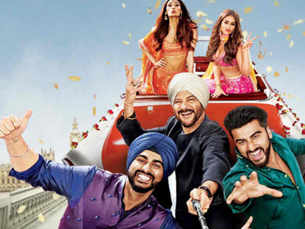 Mubarakan's One Word Review By Taran Adarsh