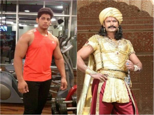 Darshan Knew About My Role As Hanuman In Siya Ke Raam