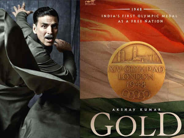 Akshay Kumar's Gold Spans 12 Years
