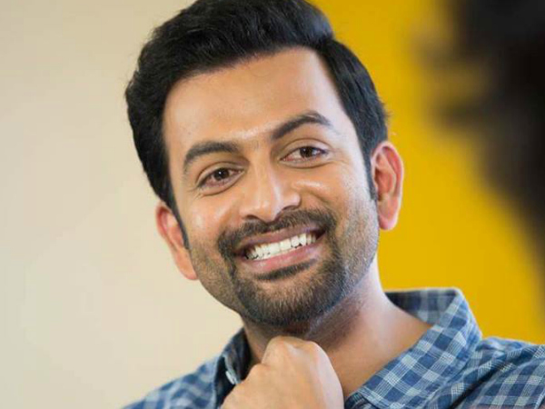 Prithviraj Set To Play Veluthampi Dalava