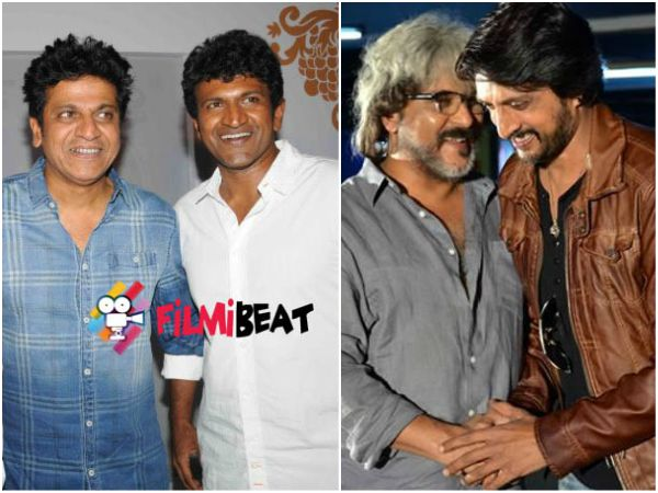 Yes, It Is True!! 35 Stars Of Sandalwood To Get Together For A Kannada Movie!