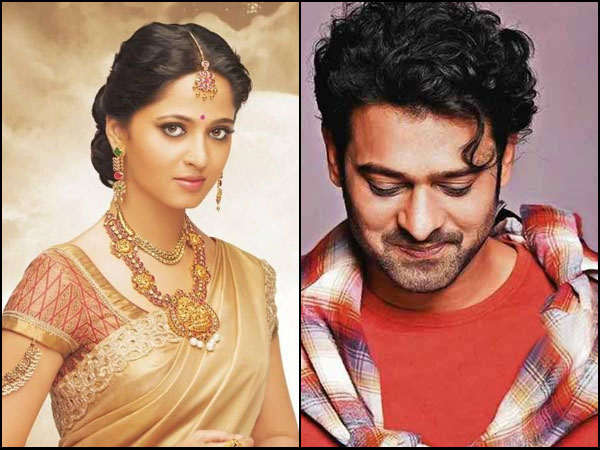 Anushka Shetty Is SO LUCKY! Prabhas Looks UNBEARABLY HOT In His New Look; See His Killer Picture