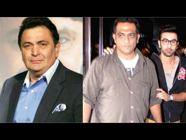OH MY GOD! Just Like Dad Rishi Kapoor, Ranbir Kapoor Too Thinks Anurag Basu Is Highly IRRESPONSIBLE