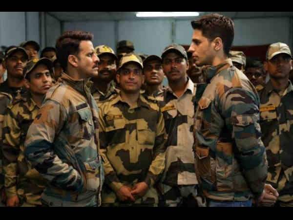 Aiyaary New Still: Sidharth Malhotra & Manoj Bajpayee's Face-Off Speaks Volume!