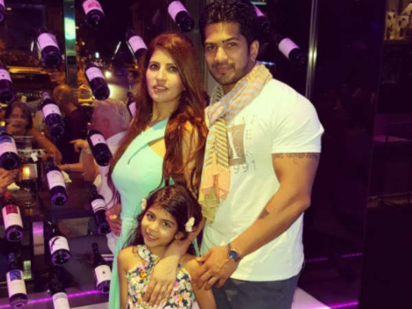 All Is Not Well Between Kasam Actor Amit Tandon & Wife Ruby!