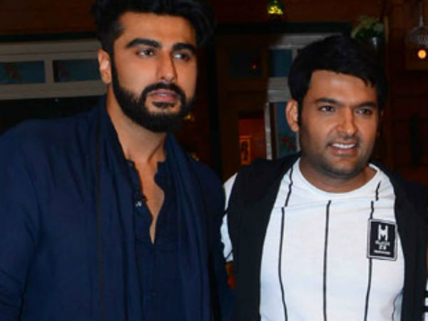 Mubarakan Actor Arjun Kapoor Slams Report Of Kapil Sharma Making The Team Wait For Long Hours!