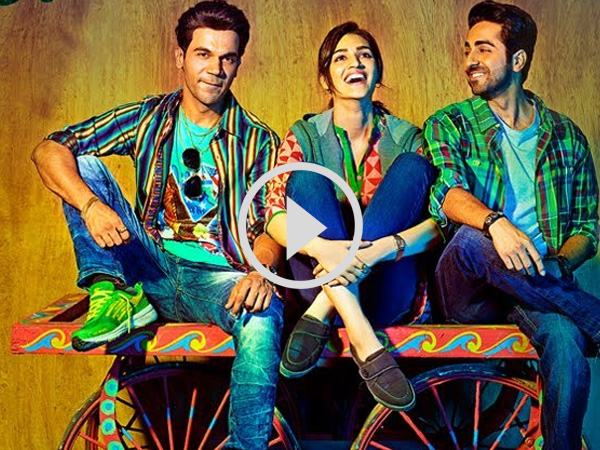 Witness The Dance & Drama Of The Trio In 'Sweety Tera Drama' From 'Bareilly Ki Barfi'