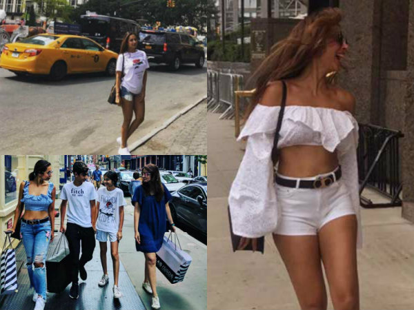Malaika Arora's New York Pictures Are A Treat To Watch! View Here