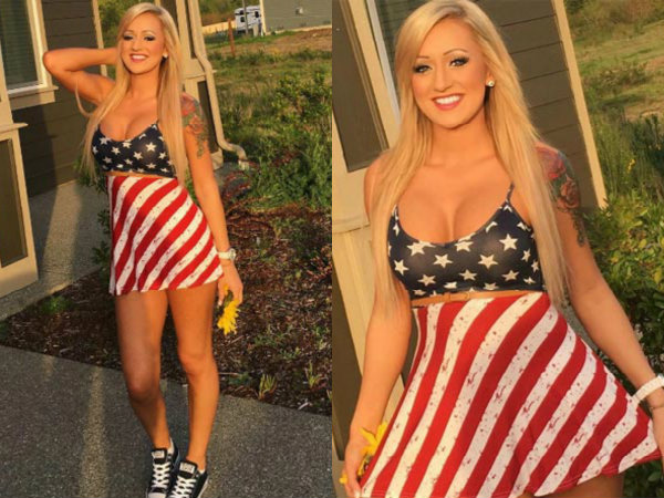 U.S. Marine Sgt Rianna Conner Is Making Hotness Great Again!