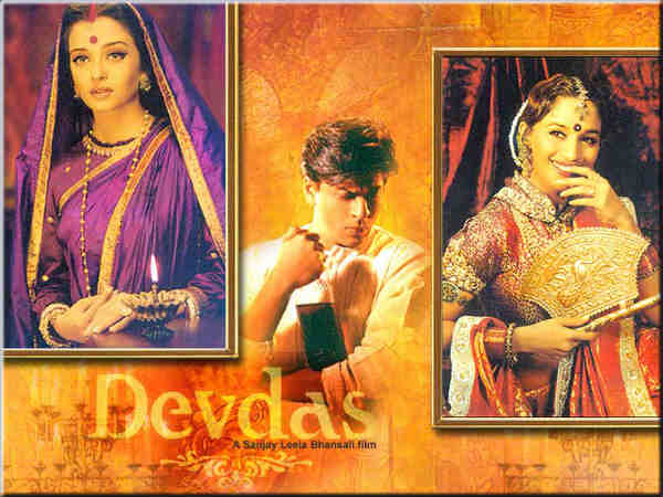 Devdas Is My Favourite Film Says Shahrukh Khan, Shahrukh