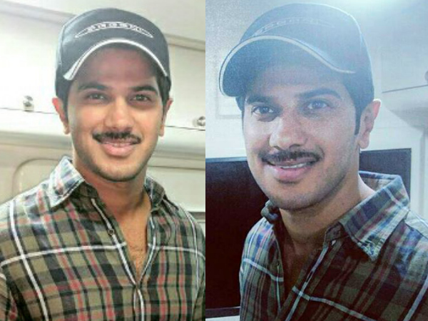 Dulquer Salmaan As Gemini Ganesan In Savitri Biopic: Dulquer Salmaan's Gemini Ganesan Get-up For Mahanati Goes