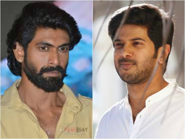 BEST BUDDIES! When Dulquer Salmaan Released The Trailer Of Rana Daggubati's Next!