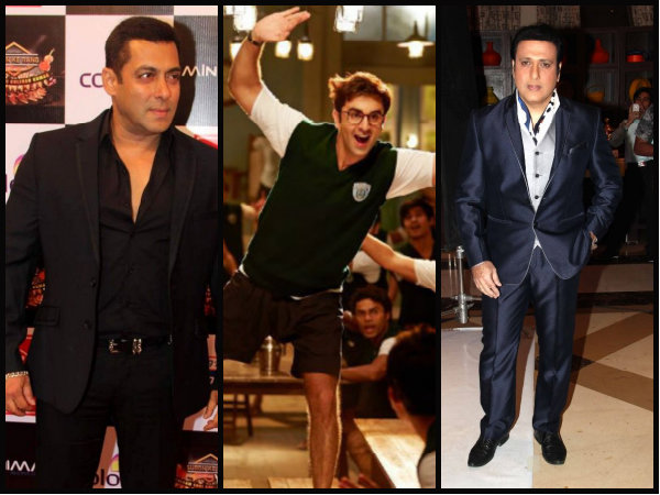Govinda Thanks Rishi Kapoor For BLASTING Anurag Basu; Says THIS About Ranbir Kapoor & Salman Khan!
