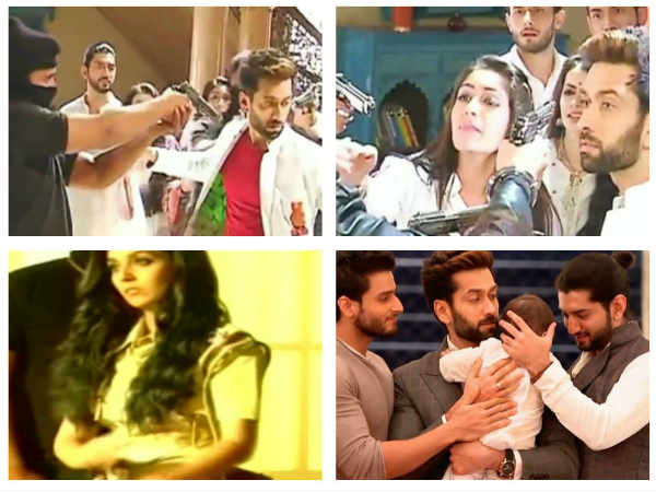 Ishqbaaz SPOILER: Goons Attack Oberoi Mansion; Kidnap The Baby!
