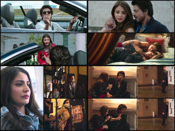 Jab Harry Met Sejal Trailer: I Love You Shahrukh, But I'm Watching It On Loop Because Of Anushka!