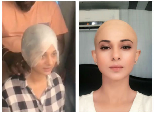 Jennifer Winget's Maya goes bald for her comeback in Beyhadh