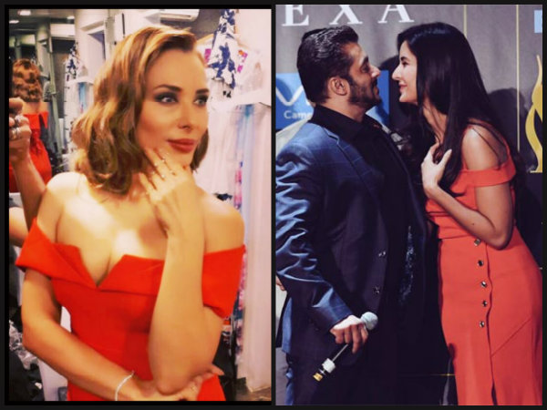 OMG! Katrina Kaif GRAVITATING Towards Salman Khan; How Iulia Vantur Treated Kat Will SURPRISE You!