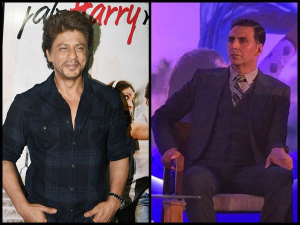 Listen Up Shahrukh Khan! Akshay Kumar Is LEAST BOTHERED About Competing With You At Box Office!