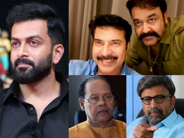SHOCKING! Malayalam Actors Say NO To Media?