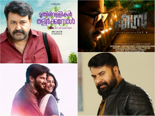 top 10 grossing malayalam movies 2017