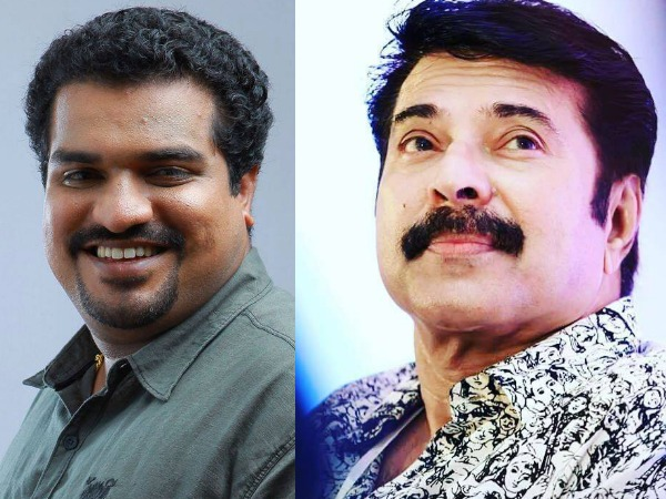 WOW! Mammootty In Dileesh Pothan Next?