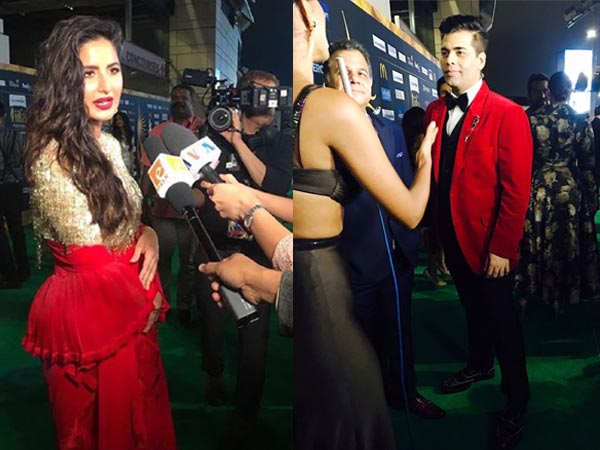 IIFA Rocks 2017: Rain Spoils Green Carpet Glitz