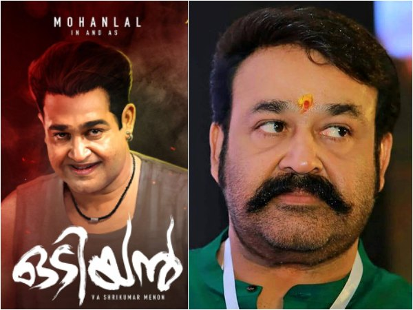 These Details About The Action Sequences Of Mohanlal's Odiyan Are Sure To Leave You Thrilled!