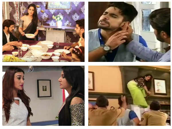 Naamkaran SPOILER: Avni Convinces Neil To Go On Honeymoon By Doing A Funny 'Suicide Drama'!