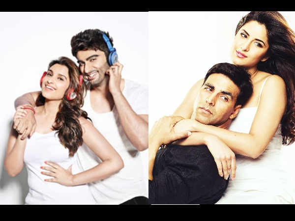 It's OFFICIAL! Arjun Kapoor- Parineeti Chopra Step Into Akshay-Katrina's Shoes For Namastey Canada