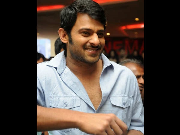 WATCH OUT FOLKS! You Might Find Prabhas Sitting Next To You