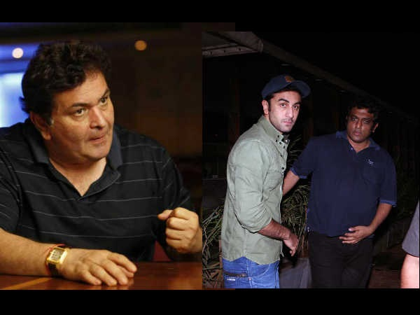 Rishi Kapoor Calls Anurag Basu An 'Irresponsible' Director After Son Ranbir's Jagga Jasoos' Flops!