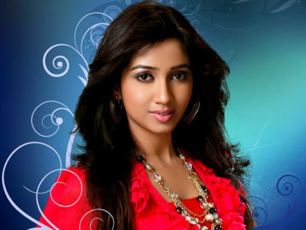 Guess Who Is The Favourite Malayalam Actor Of Shreya Ghoshal