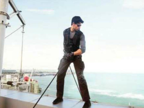 CAN YOU BELIEVE? Sidharth Malhotra Has Done 95 Percent Of The Stunts Himself In 'A Gentleman'