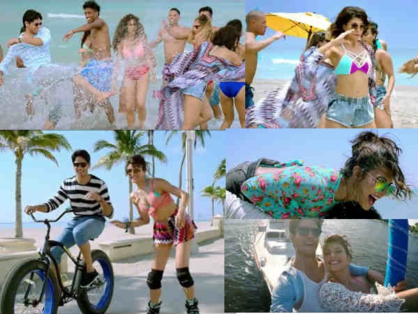 Baat Ban Jaaye Song: Sidharth Malhotra & Jacqueline Fernandez Are Chilling On The Beach LIKE A BOSS!
