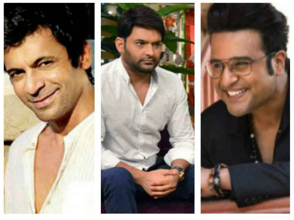 TV Snippets: Sunil Grover Hikes His Fee; Krushna Abhishek Takes A Dig At Kapil Sharma!