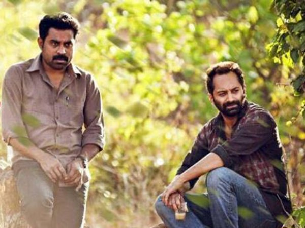 Thondimuthalum Driksakshiyum: The Making Video Of The Movie Too Is A Hit!