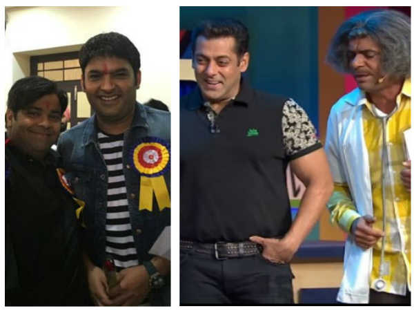 Sunil Grover & His Supernight With Tubelight Team Upset With Kiku Sharda, But Why?