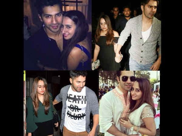 BOYFRIEND GOALS! Varun Dhawan Is Quite Protective Of His GF Natasha Dalal Because Of This Reason