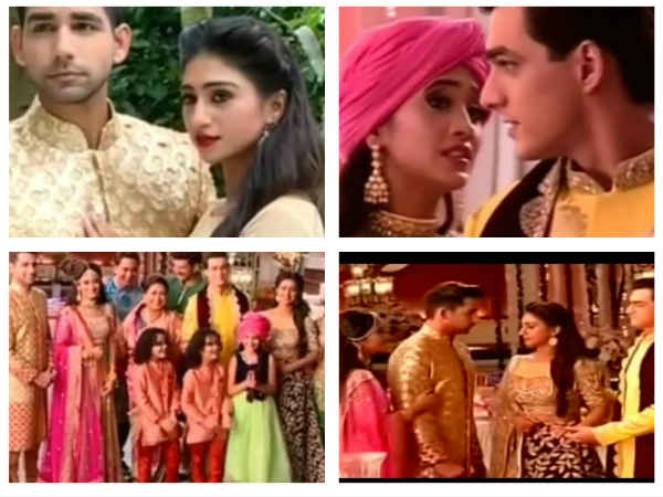 Yeh Rishta Kya Kehlata Hai:Dadi Fixes Kriti-Naksh's Marriage Date; Goenkas Start Wedding Preparation