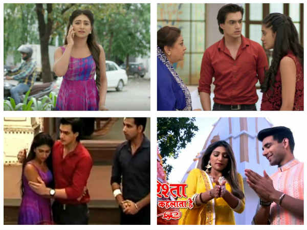 Yeh Rishta Kya Kehlata Hai Spoiler: Kriti Leaves The Goenka House; Naksh To Marry Kriti!