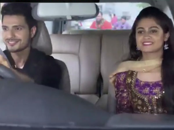 Purab & Disha Manage To Escape From Goons!
