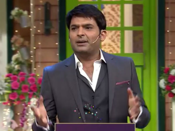 Kapil Has Been Juggling Between His Show & Film