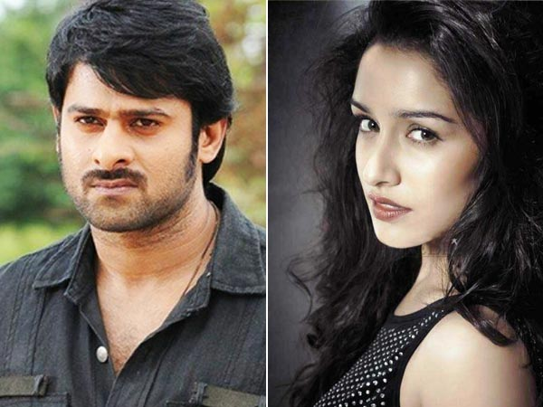 Actress Shraddha Kapoor Replaced Anushka Shetty in Prabhas Upcoming Saaho Film