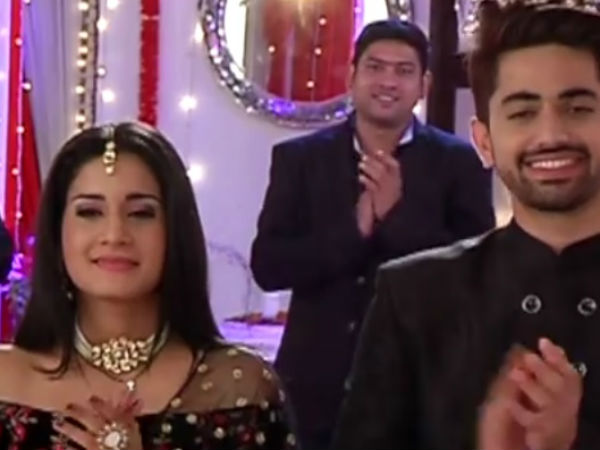 Avni Plans Surprise Party For Shweta